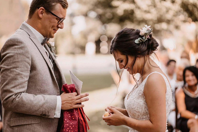 Wedding Award: Braut emotional