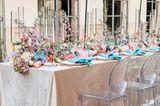 Wdding Award: Hochzeitstafel
