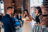 Wedding Award: Braut liest Bräutigam vor