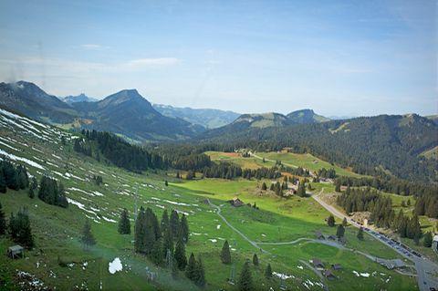Camping am Bodensee: Säntis