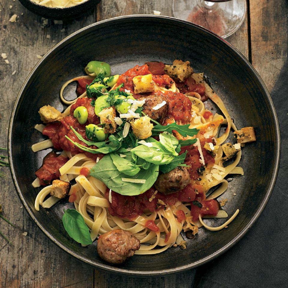 Unsere Lieblingsrezepte der Woche vom 12. bis 18. April: Pasta Pomodoro
