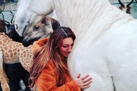 Luisa Zissmann lässt Pferd ausstopfen