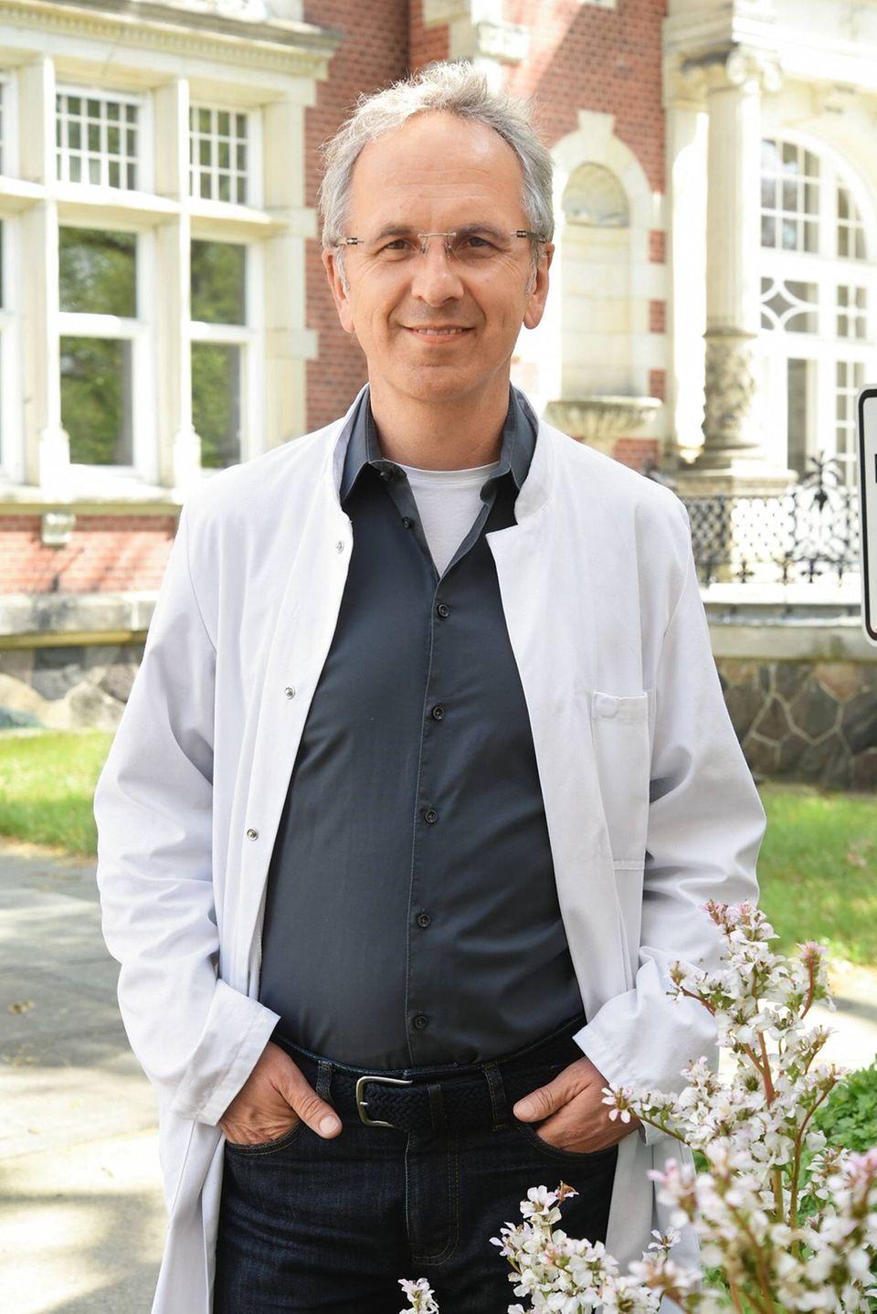 Andreas Michalsen: Prof. Dr. Andreas Michalsen