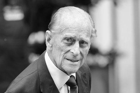Prinz Philip (†99): Queen Elizabeth trauert um ihren geliebten Weggefährten
