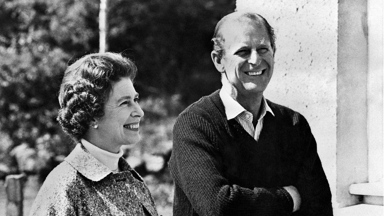 kennenlernen queen und prinz philip
