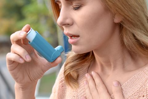 "Coronavirus: Asthma-Spray ist ""echter Gamechanger"""