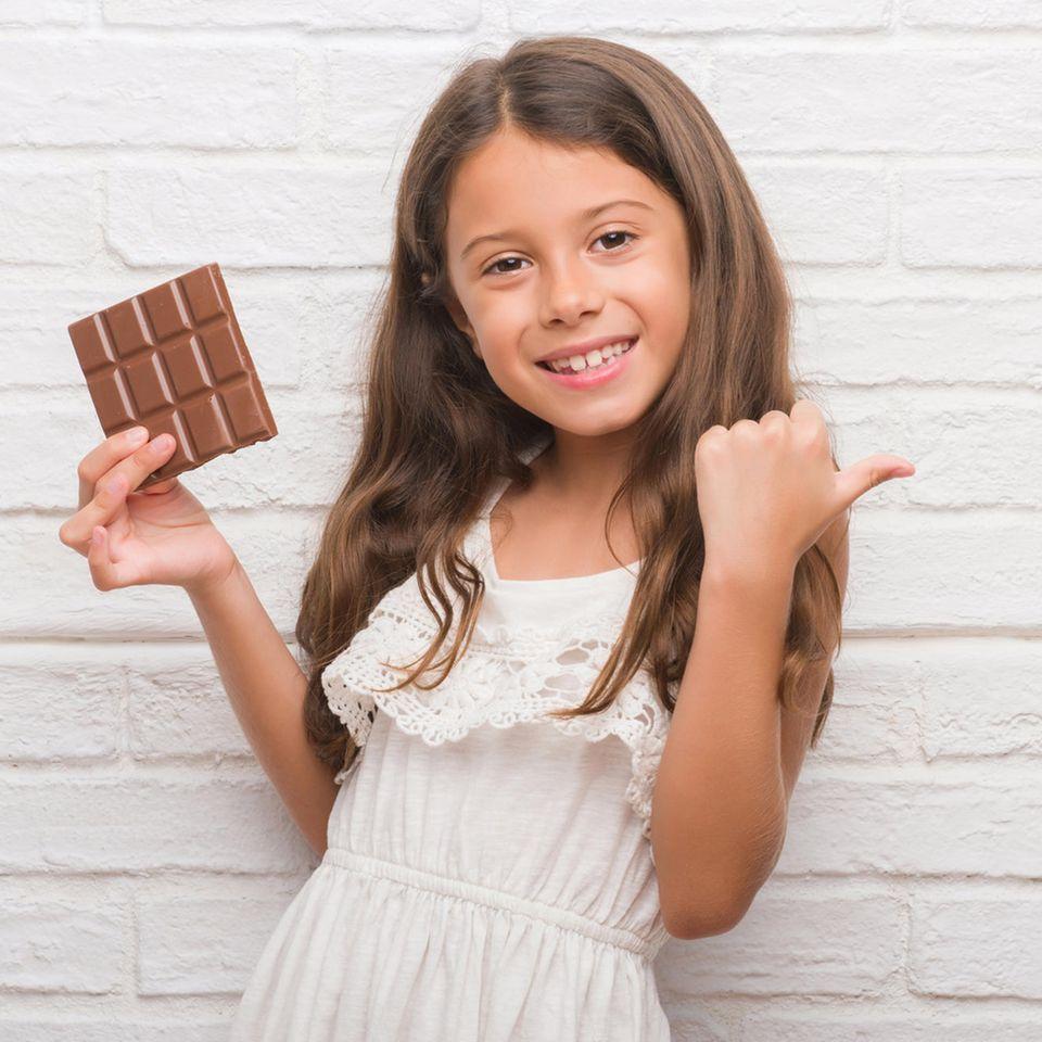 Süßigkeiten-Werbeverbot: Das ändert sich bald