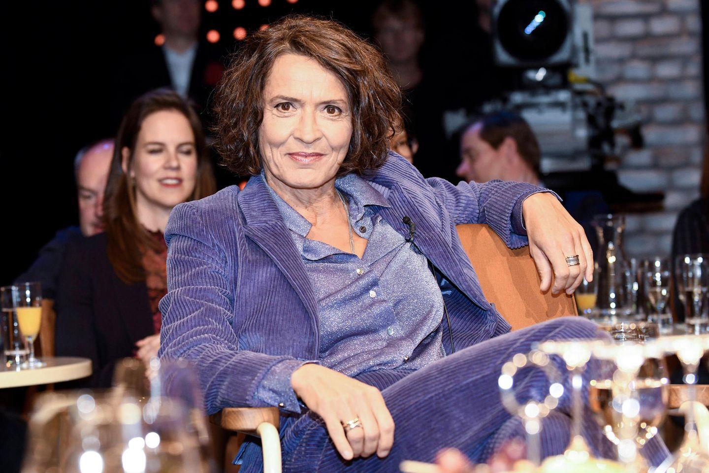 """Ulrike Folkerts: Abtreibung war """"besonderer Dreh- und Angelpunkt"""": Ulrike Folkerts bei """"3 nach 9"""""""