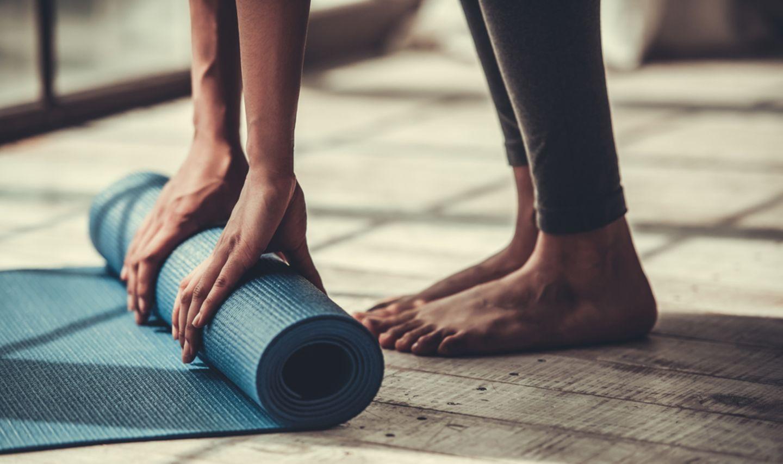 Bewegung ab 60: Yoga