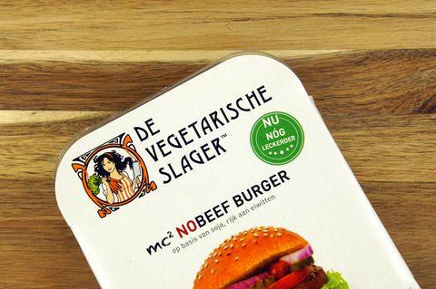 Rückruf: Vegetarische Burger