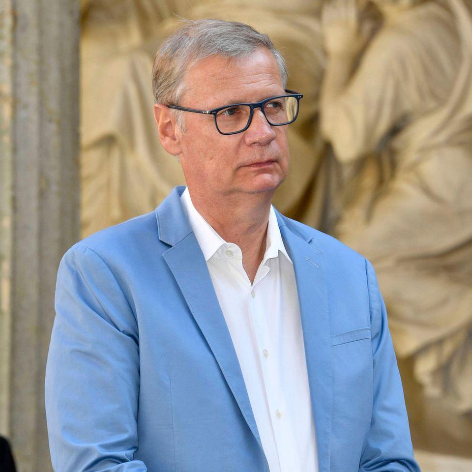 Günther Jauch fällt zum zweiten Mal aus: Jauch 2019