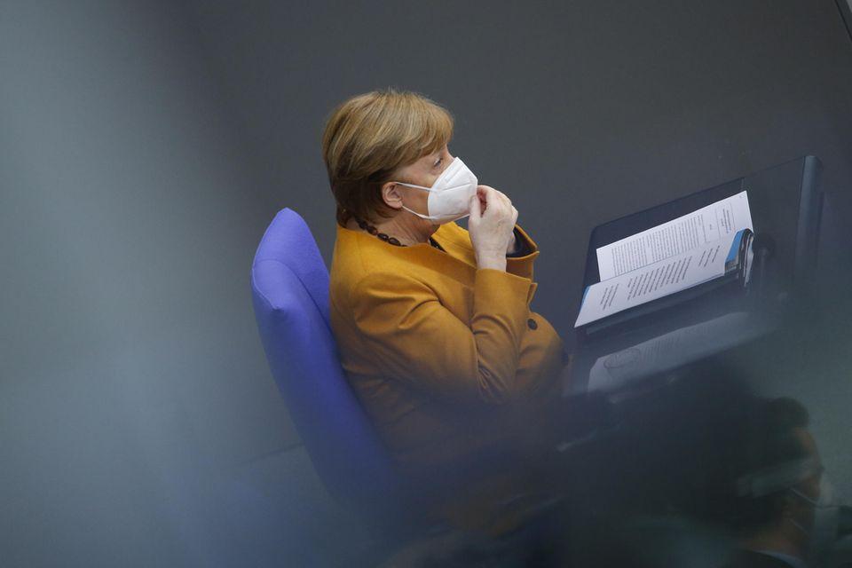 Angela Merkel: Impfung für die Bundeskanzlerin