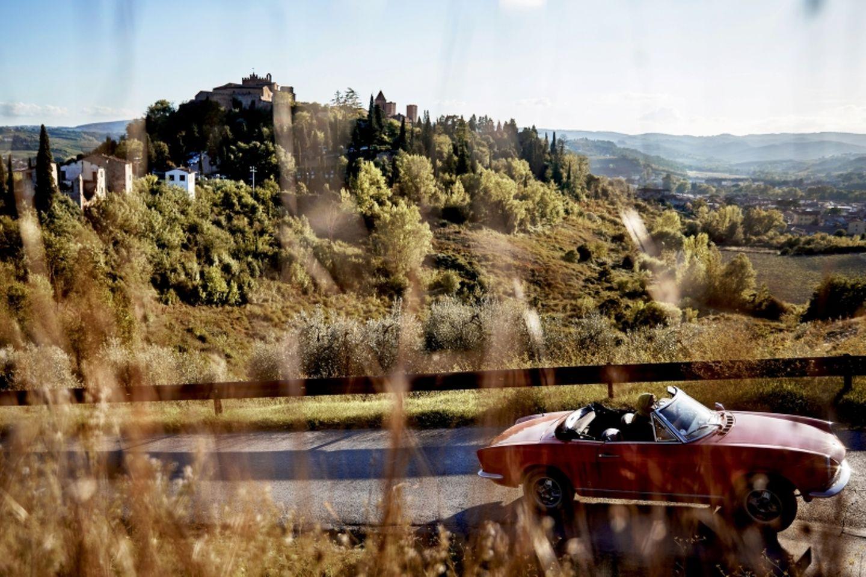 Roadtrip durch Italien: Unterwegs im Cabrio