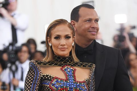 Promi-Trennungen 2021: Jennifer Lopez und Alex Rodriguez