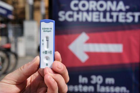 Corona-Schnelltest: Diese Fehler sollten wir vermeiden