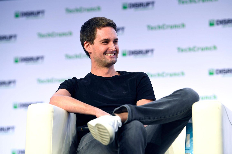 Junge Milliardäre: Evan Spiegel