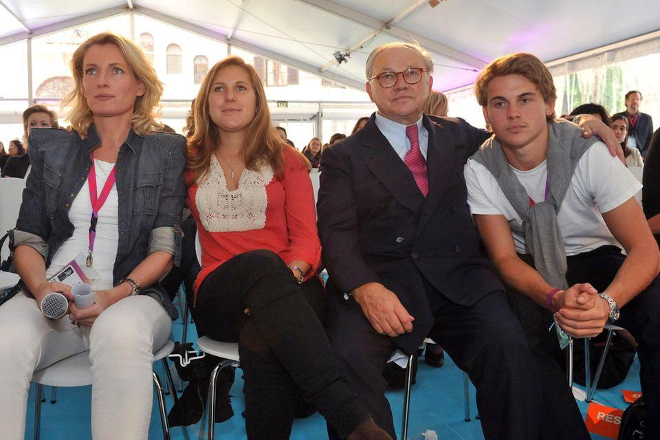 Junge Milliardäre: Elisabeth Furtwängler