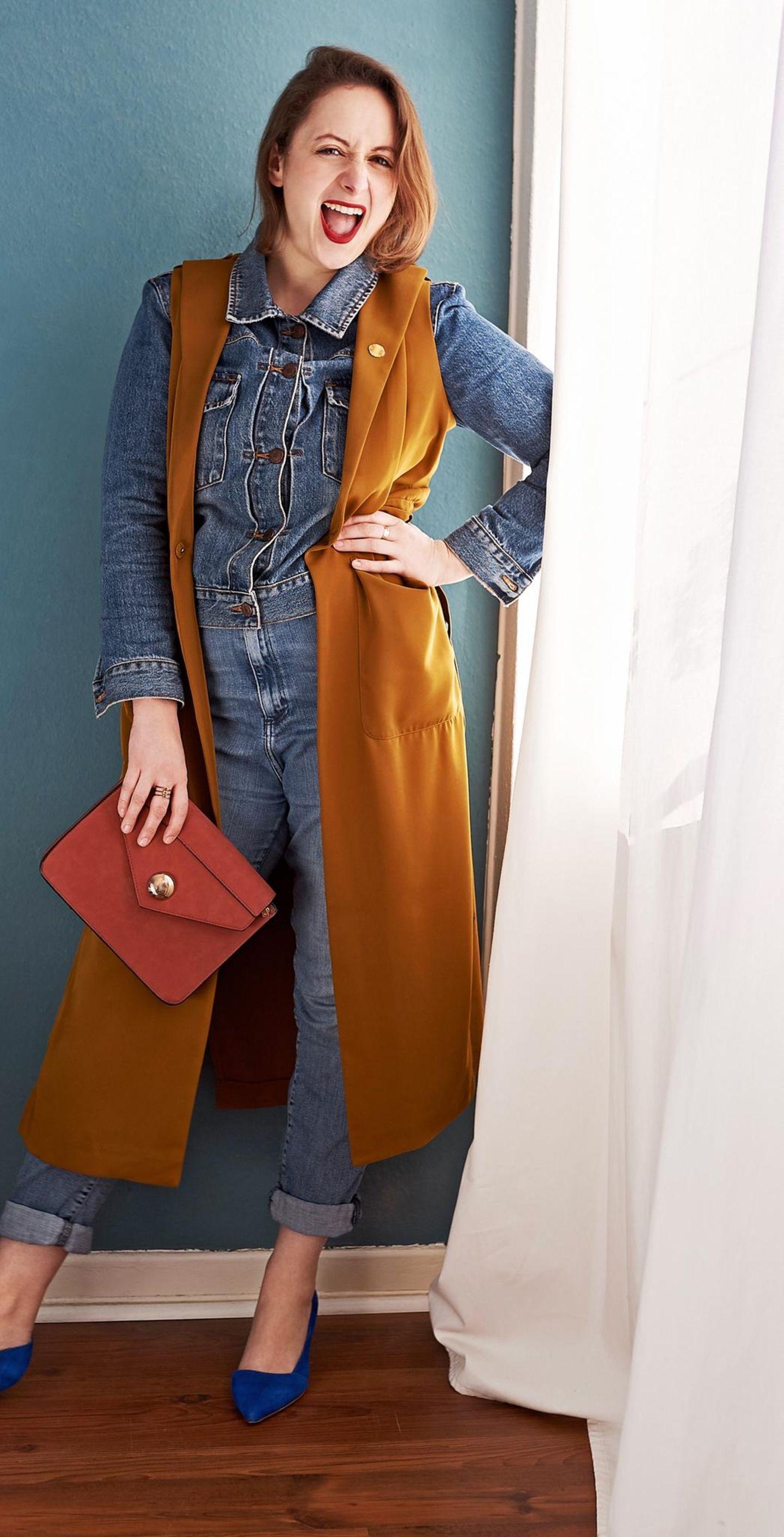 Kleidung kombinieren: Outfit 1