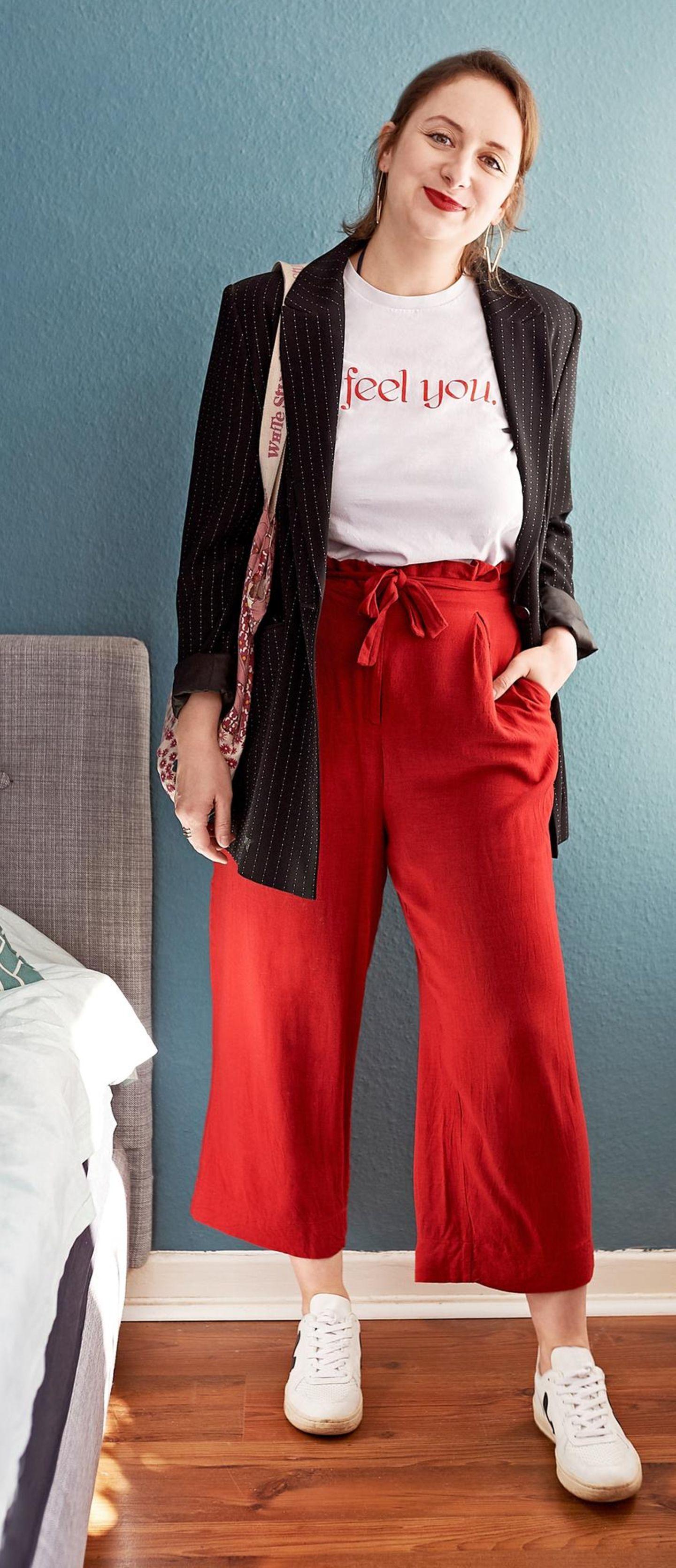 Kleidung kombinieren: Outfit 3