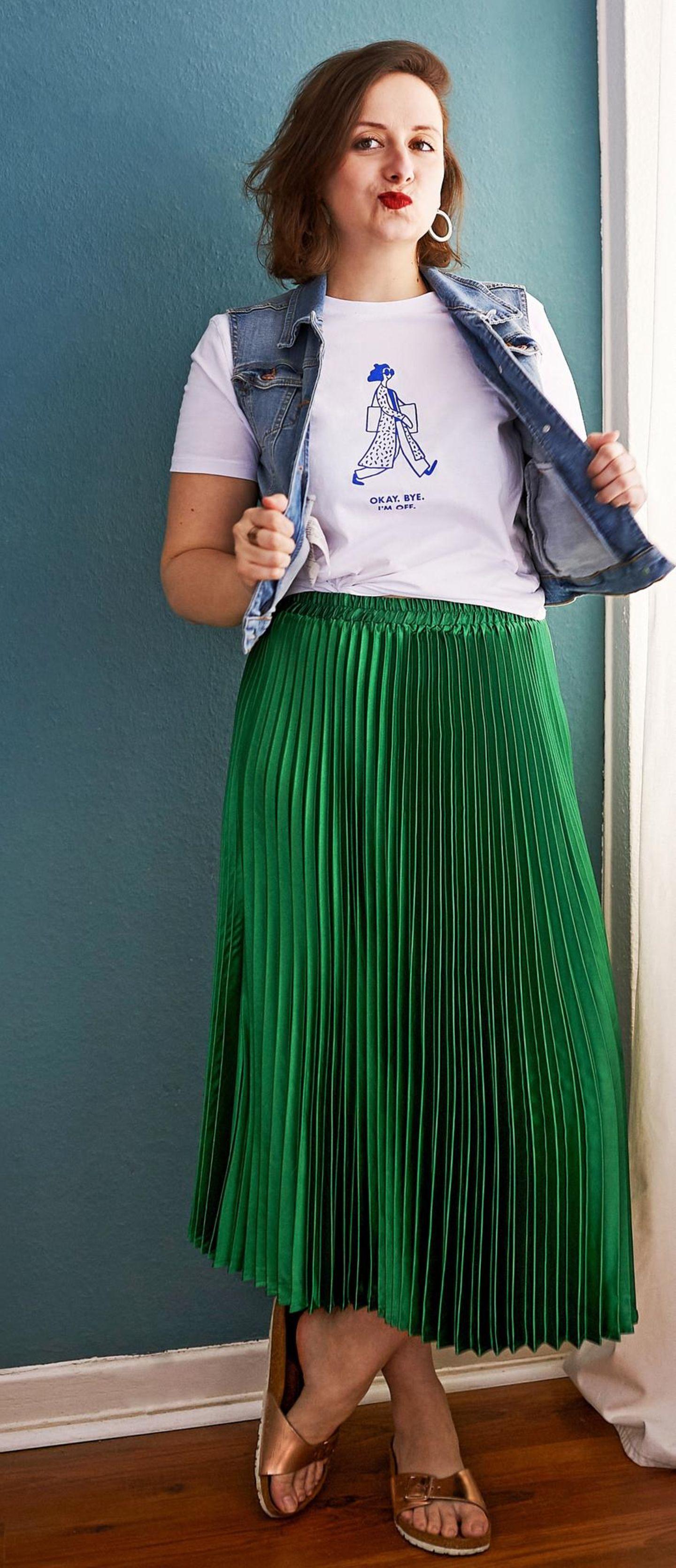 Kleidung kombinieren: Outfit 4