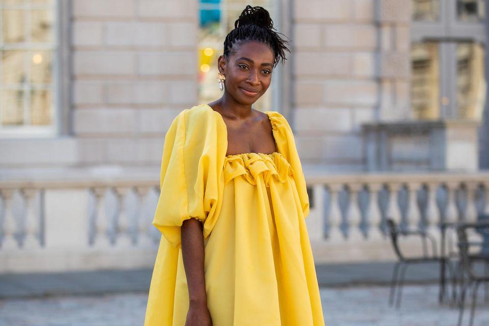 Puff-Sleeves: Die schönsten Kleider für den Sommer