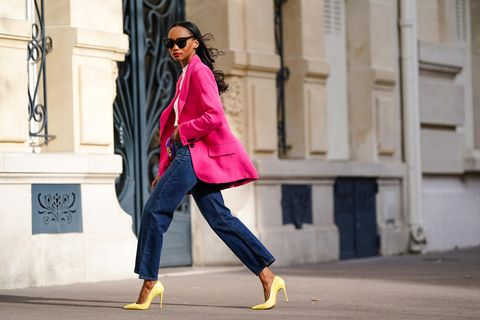 Neon-Liebe: So kombinieren die Fashionistas den angesagten Look