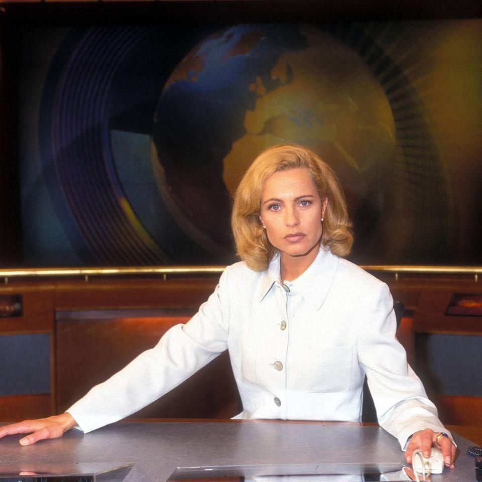 90er Moderatorinnen: Katja Burkard