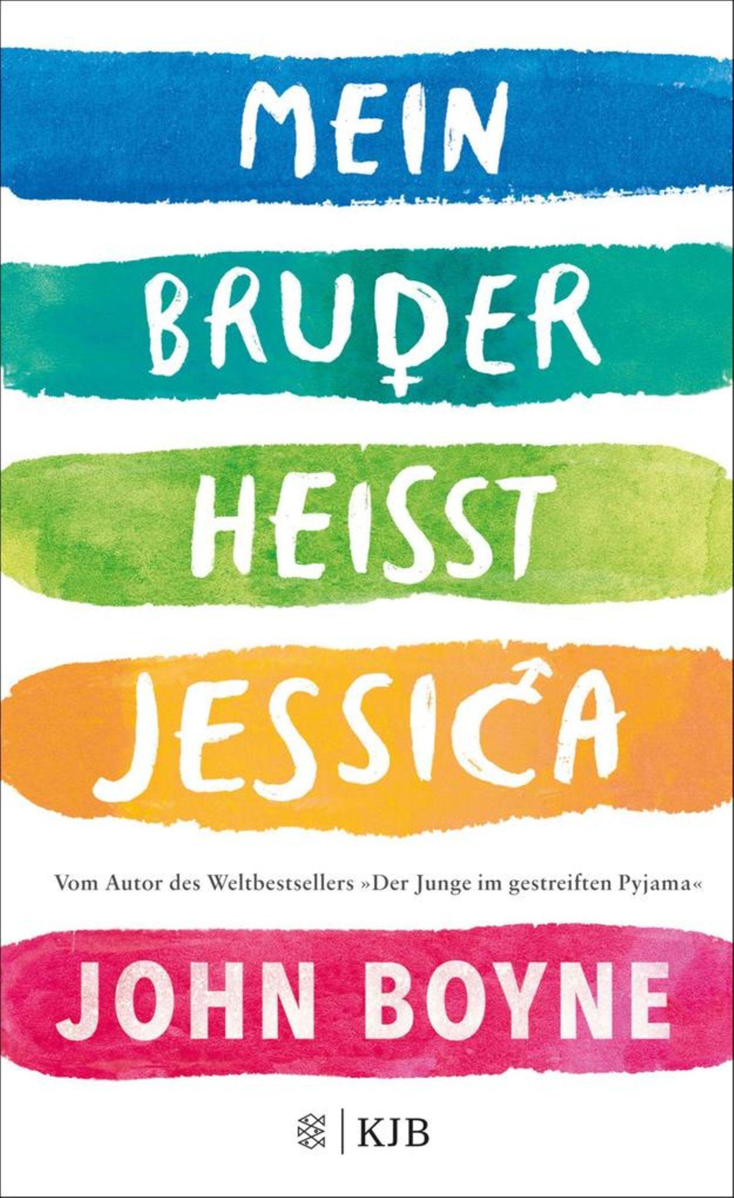Buchempfehlung: Mein Bruder heißt Jessica