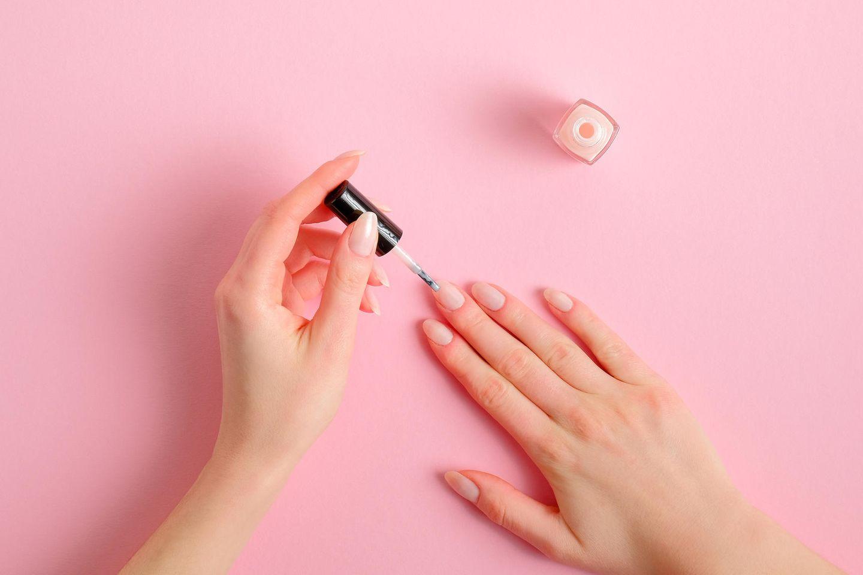Nagellack-Trend 2021: Diese besondere Form ziert ab jetzt unsere Nägel