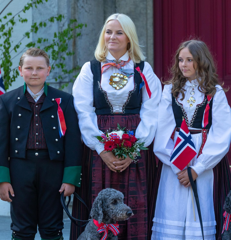 Haustiere: Prinzessin Mette Marit