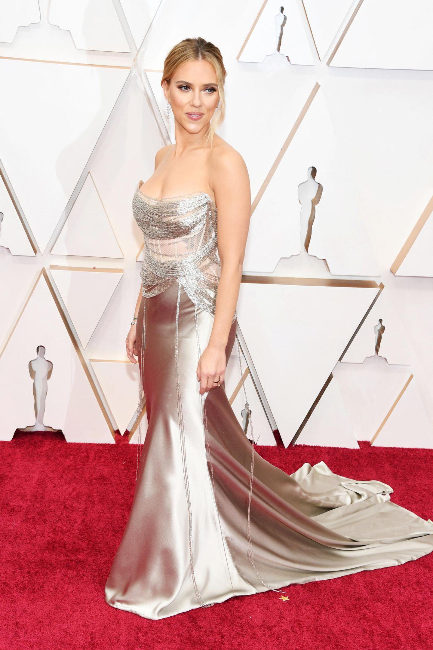 Oscar-Looks: Scarlett Johansson 2020