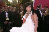 Schlimme Oscar-Looks: Björks 2001