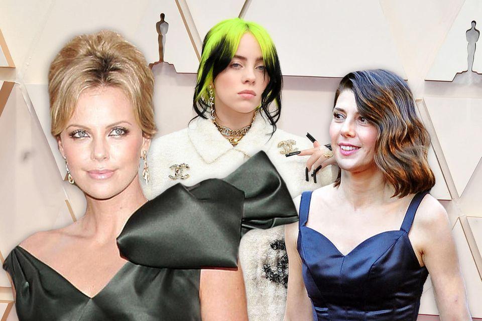 Und der Oscar für den schlimmsten Red-Carpet-Look geht an ... Ein Fashion-Rückblick