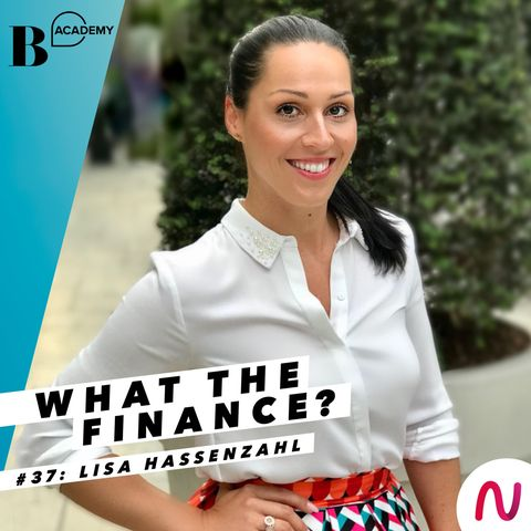 What The Finance: Lisa Hassenzahl