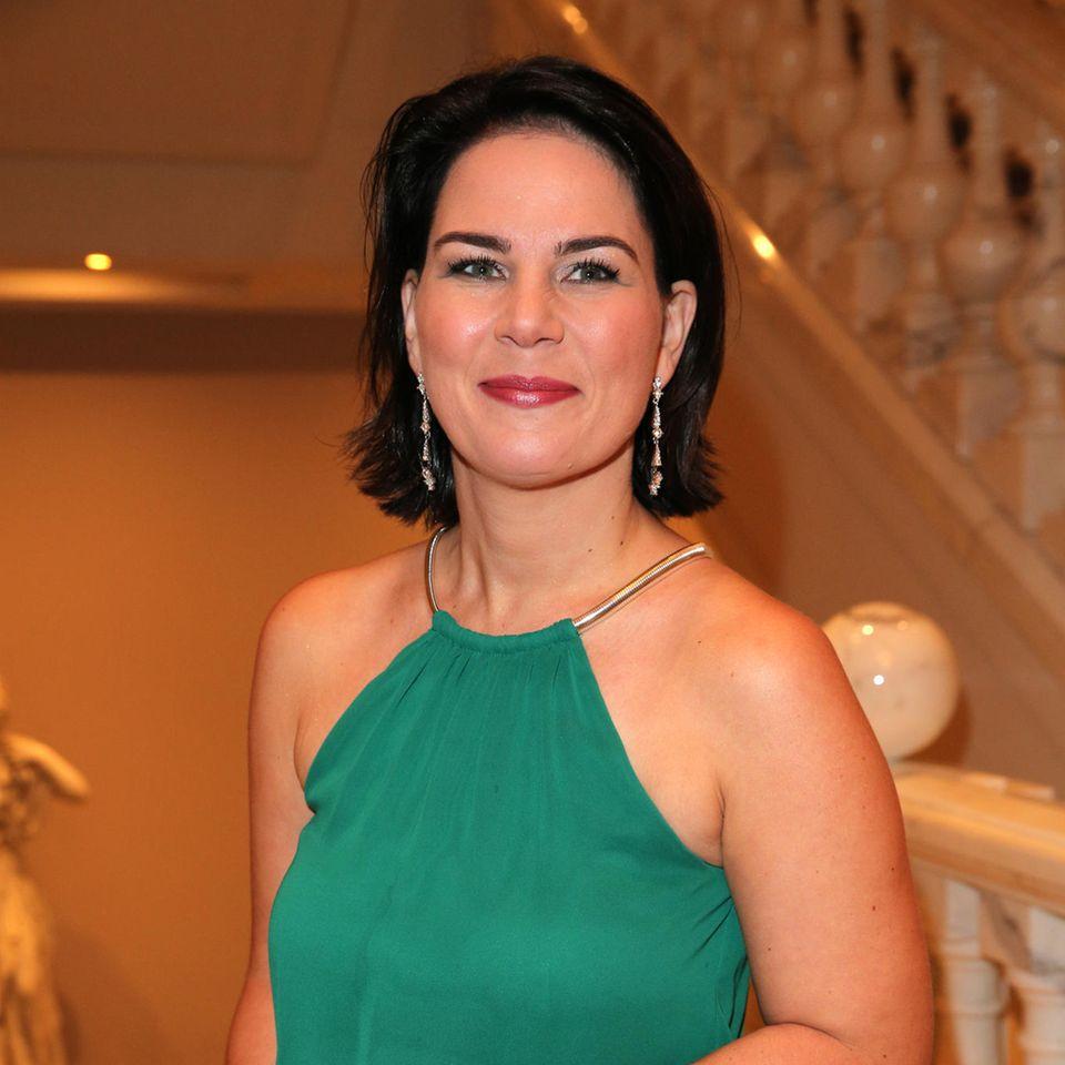 Annalena Baerbock: Lässige Antwort auf Frauen-Frage