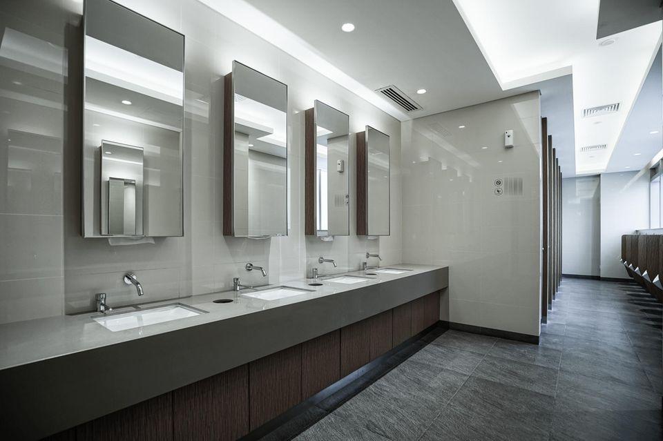 Corona aktuell: Öffentliche Toiletten