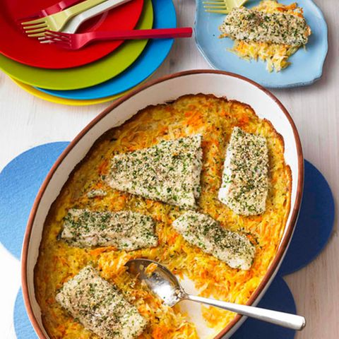 Stressfrei kochen für die ganze Familie: Fischfilet