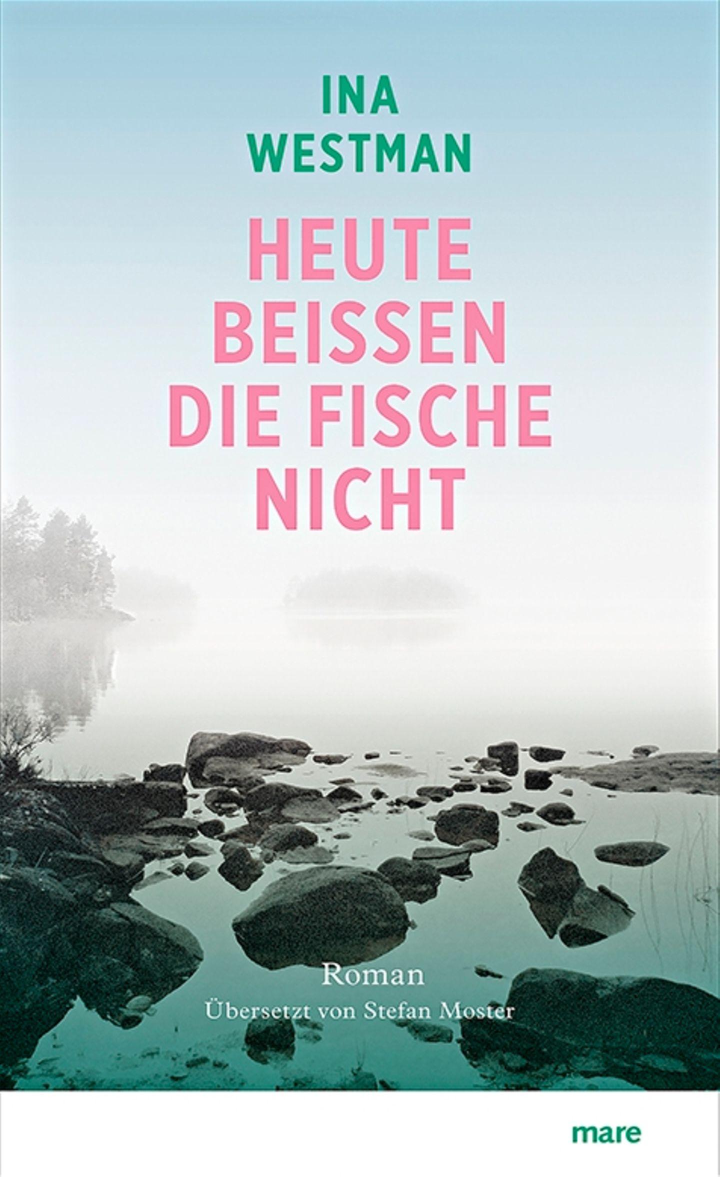 """Buchtipps der Redaktion: Buchcover """"Heute beißen die Fische nicht"""""""