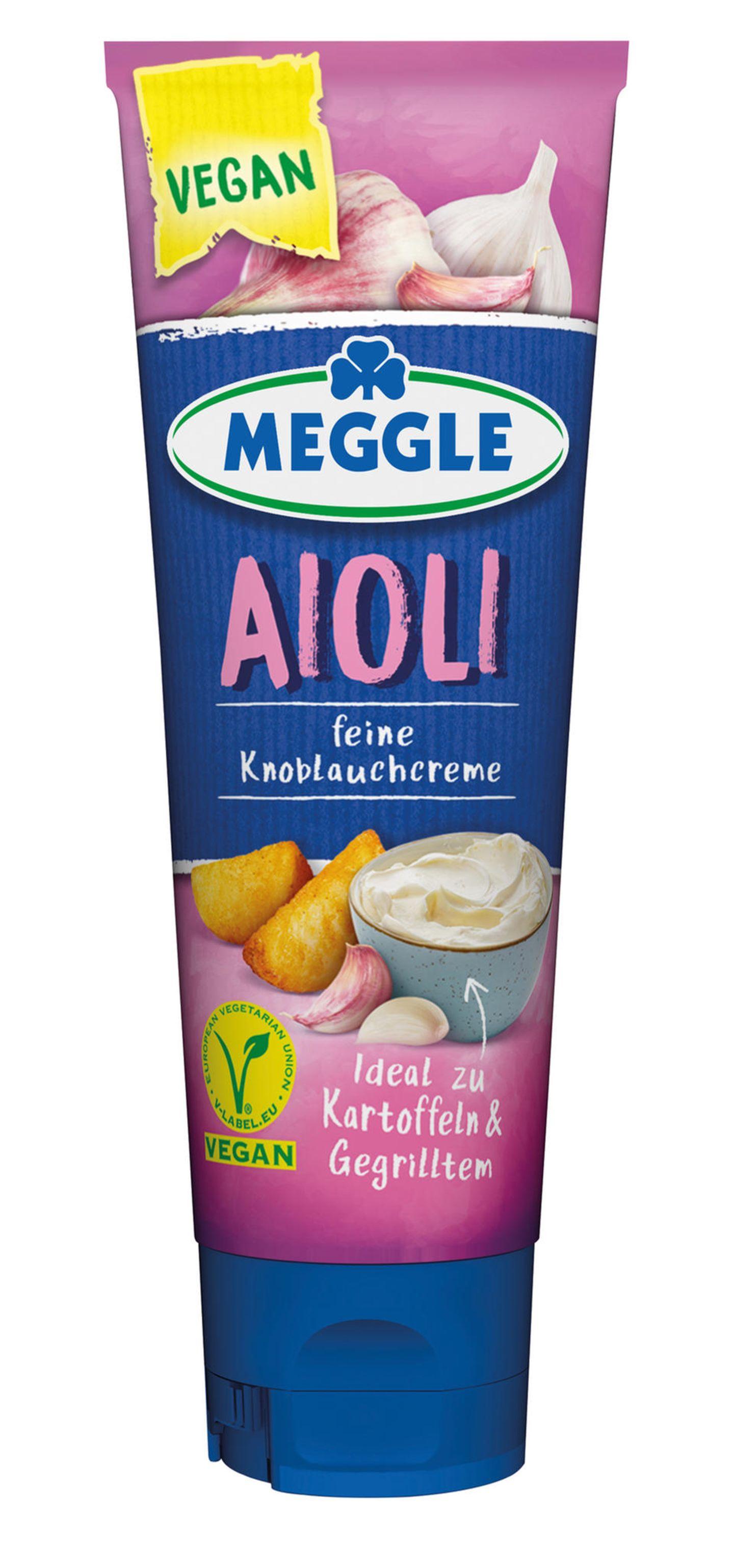 Food News: Meggle Vegane Aioli