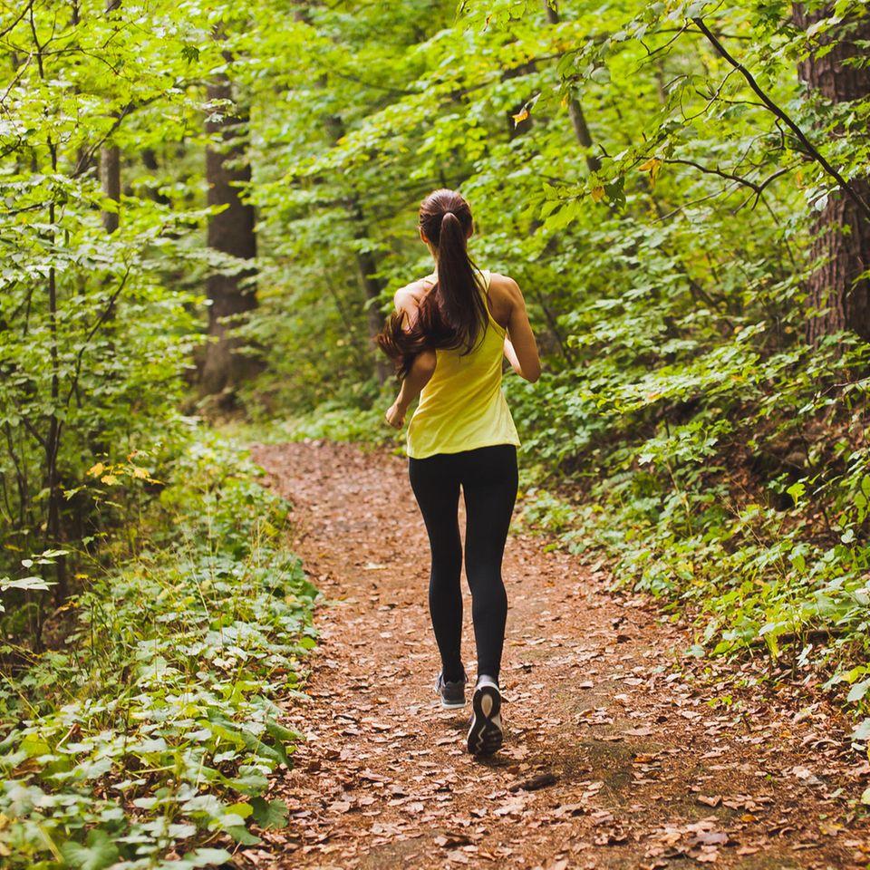Sex-Spielzeug statt Granate: Frau joggt im Wald