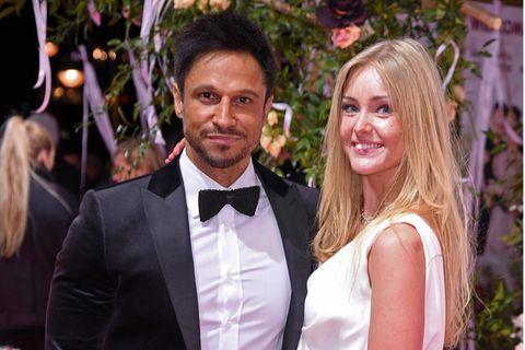 Verlobungsriinge der Stars: Daniel Aminati und Patrice Fischer