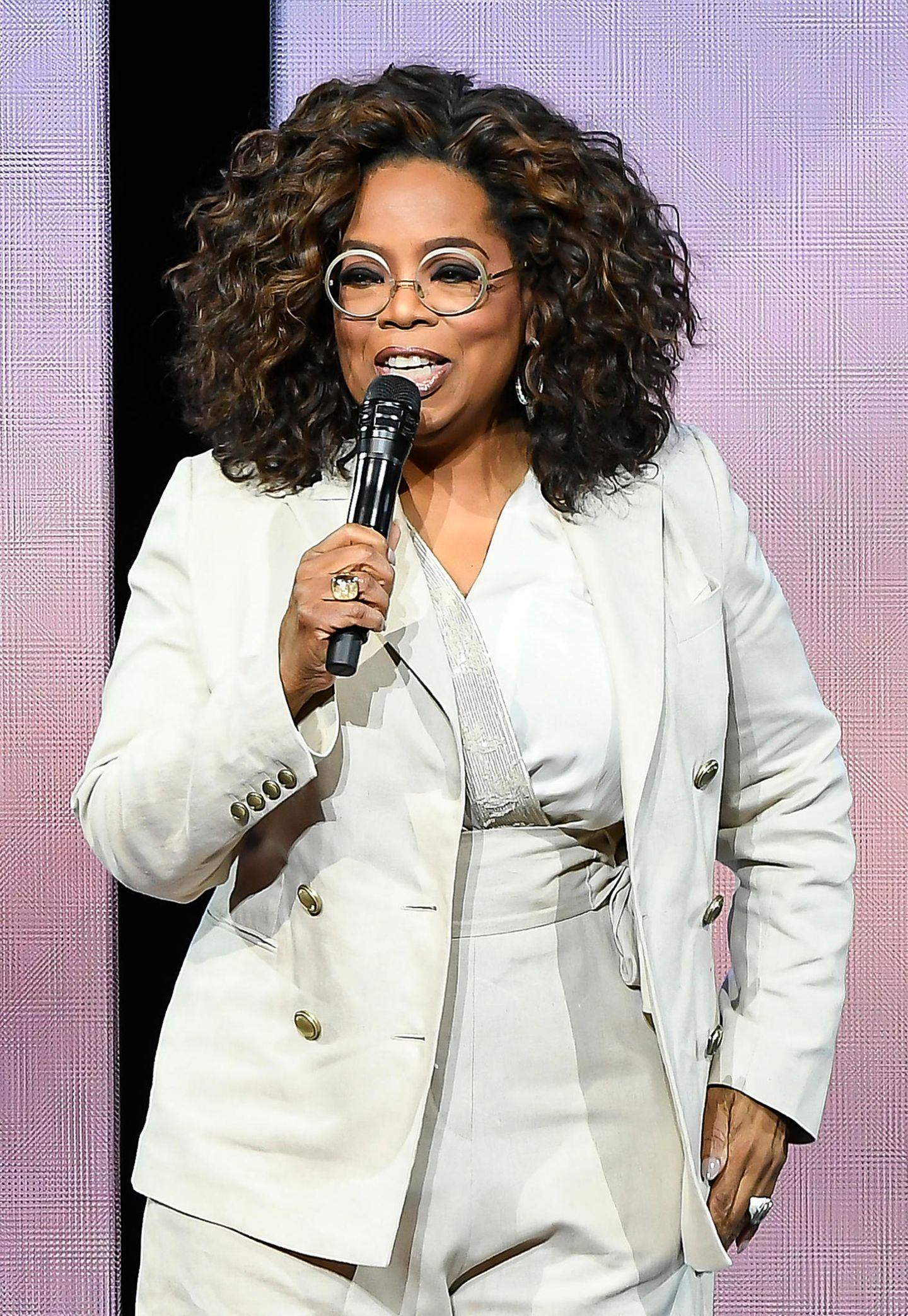 Kinderfotos der Stars: Oprah Winfrey