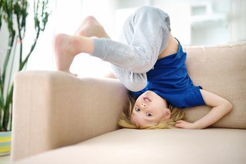 Kindern fehlt Bewegung