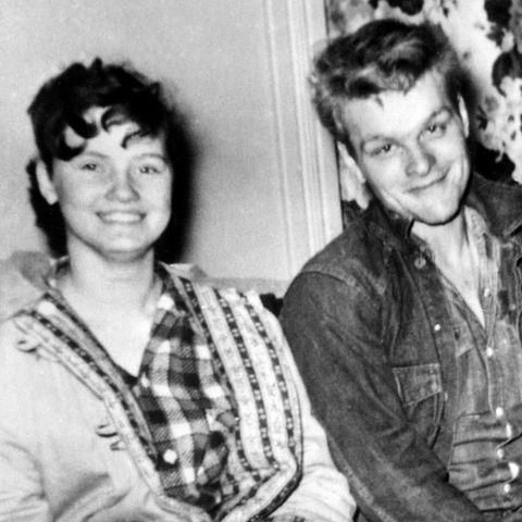 Caril Ann Fugate und Charles Starkweather