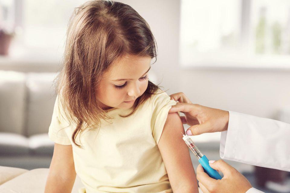 Biontech stellt Impfung für Kinder in Aussicht