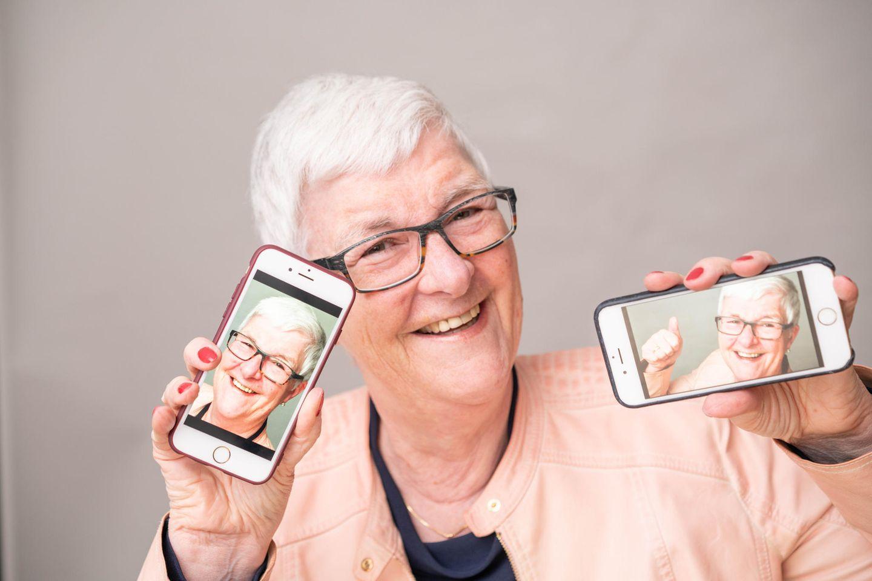 Telekom-Aktion: Gründerin Dagmar Hirche