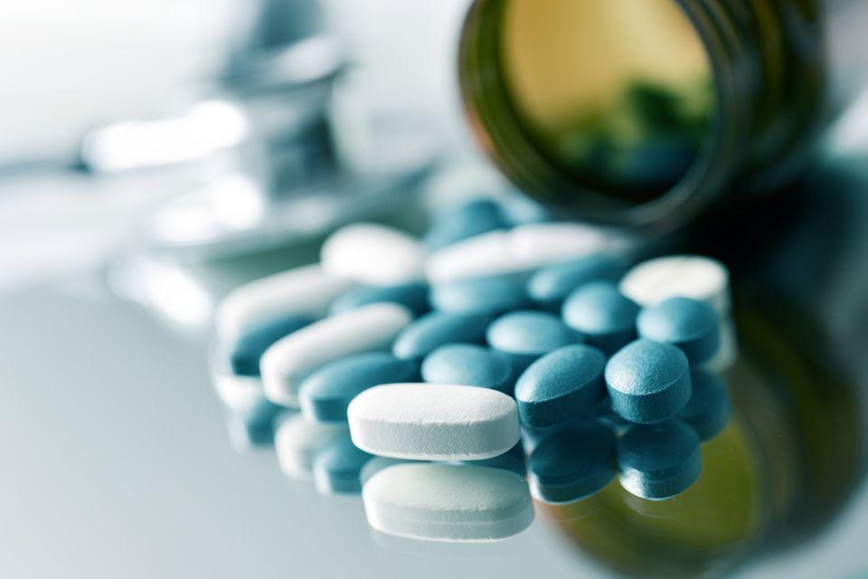 Corona aktuell: Tabletten