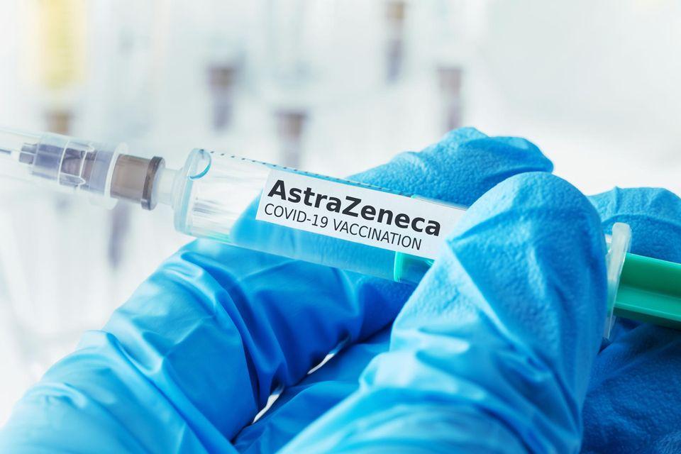 Abgesagte Impftermine wegen AstraZeneca-Impfstoff