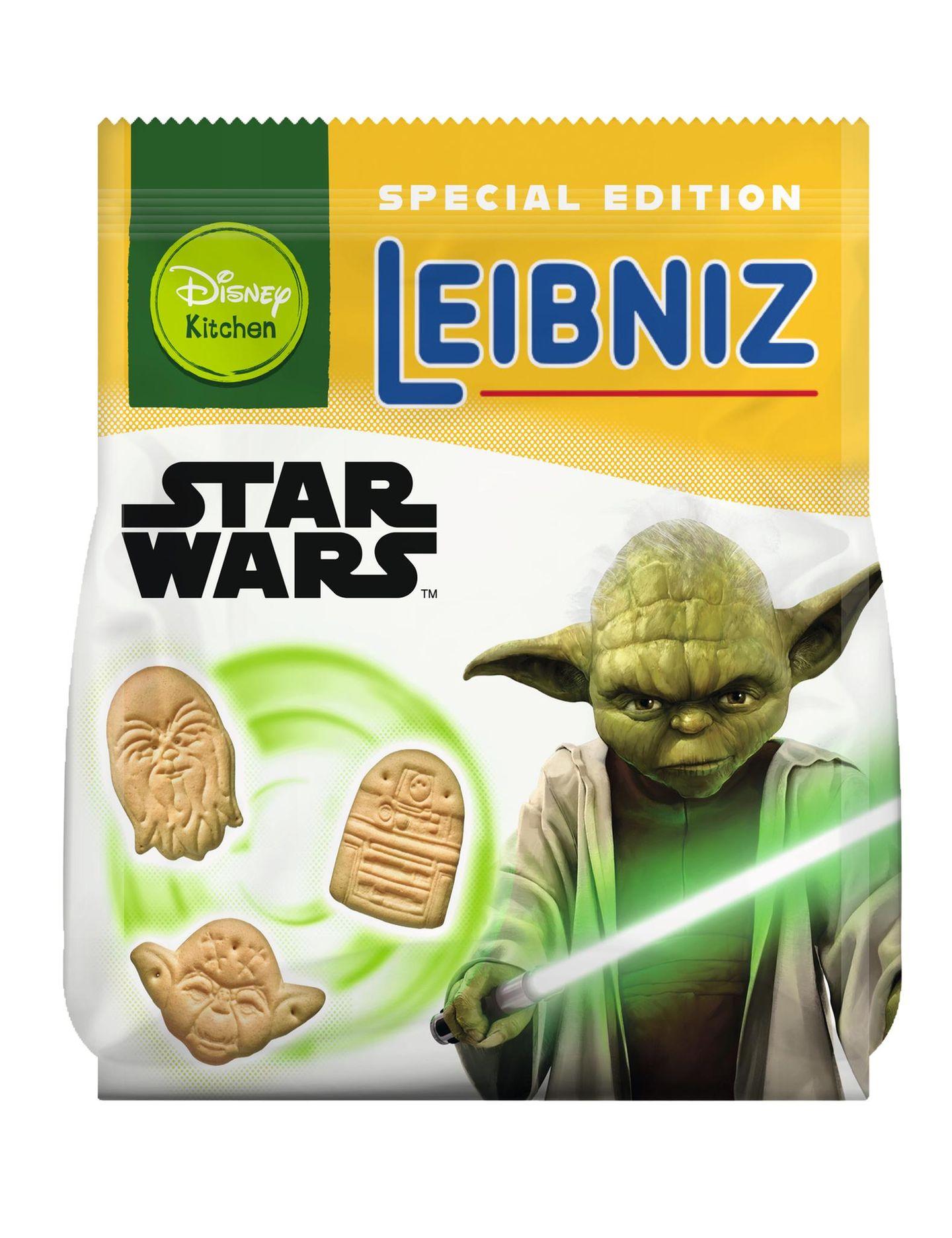 Food News: Leibniz Star Wars