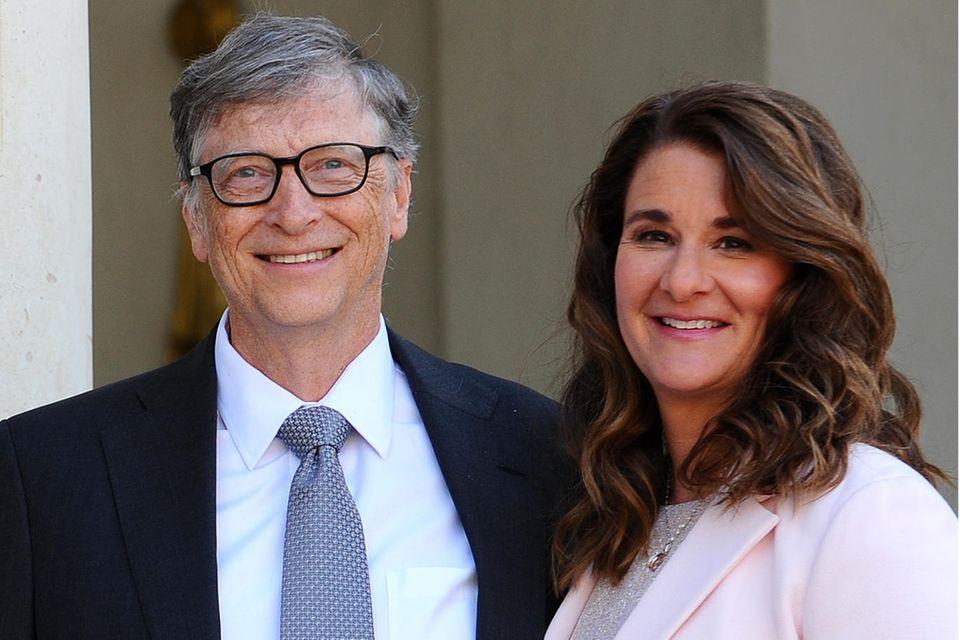 Promi-Trennungen 2021: Bill Gates und Melinda Gates